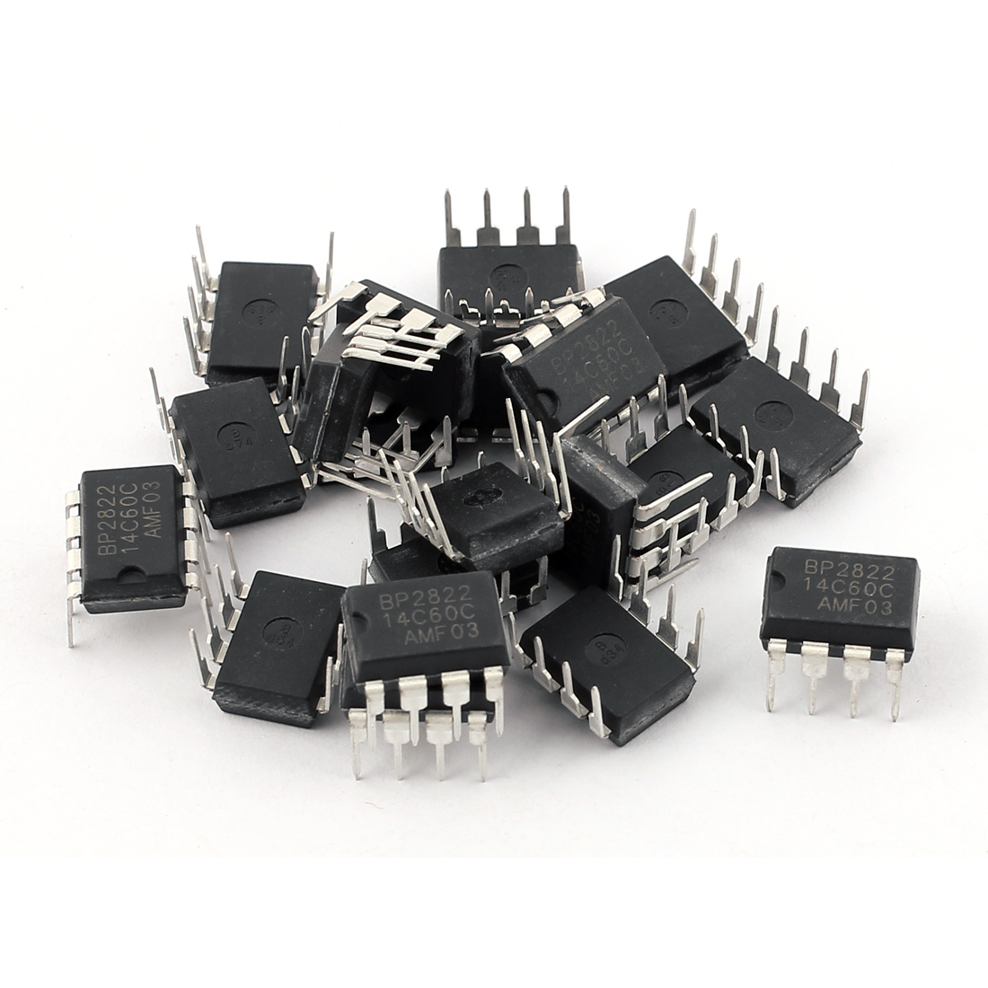 20Pcs BP2822 Replacement DIP-8 Package Type SMT LED Driver IC