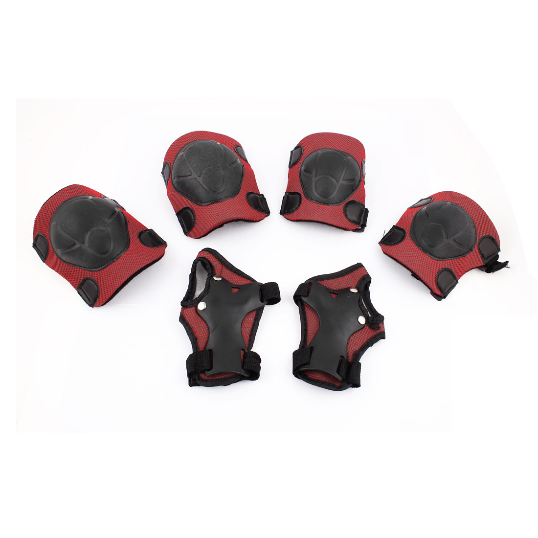 Skating Skiing Snowboarding Knee Pads Tactical Kneecap Kneelet Protector 4Pcs