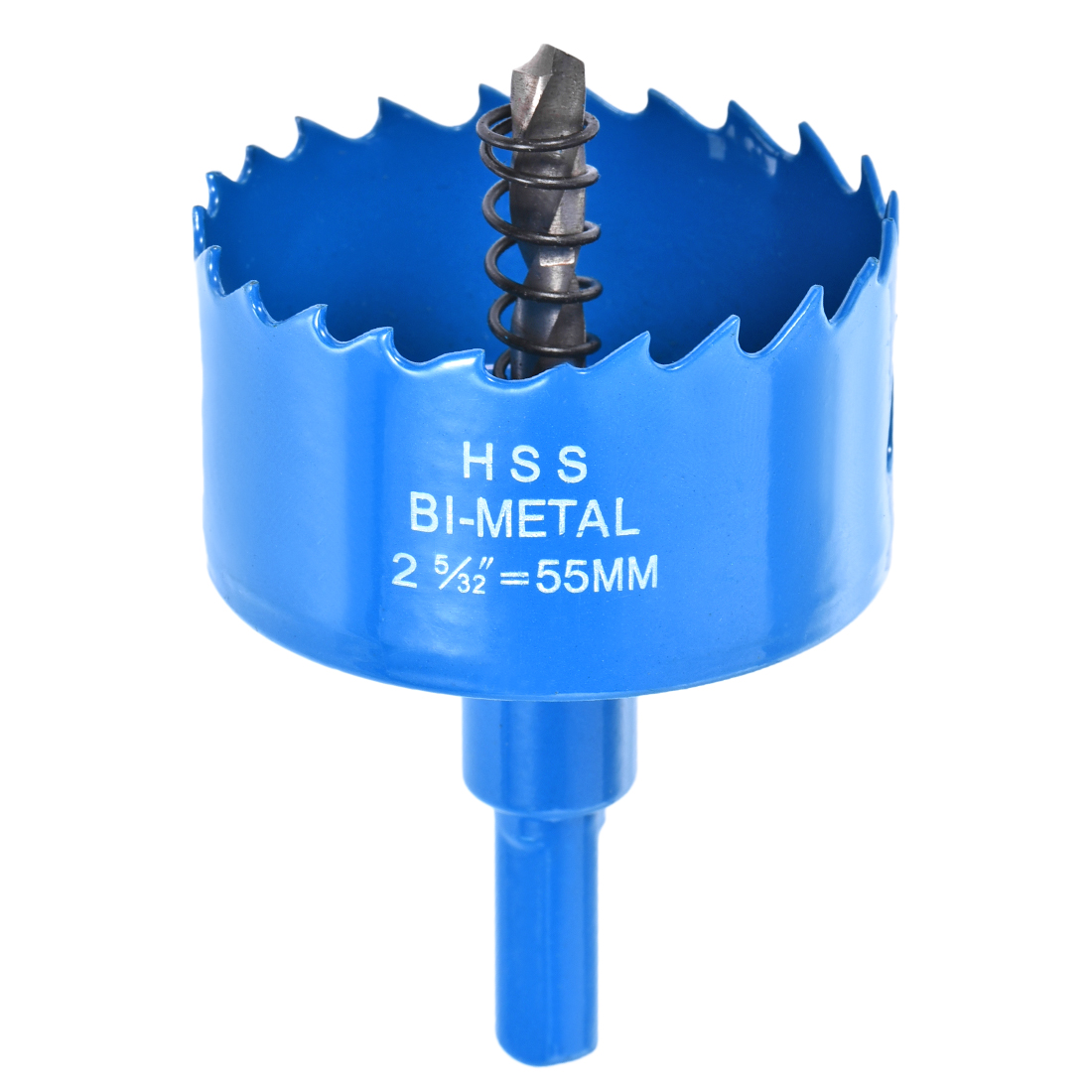 10mm Shank 28mm Cutting Dia Twist Drill Bit BI Metal Hole Saw Cutter for Aluminum Iron Wood