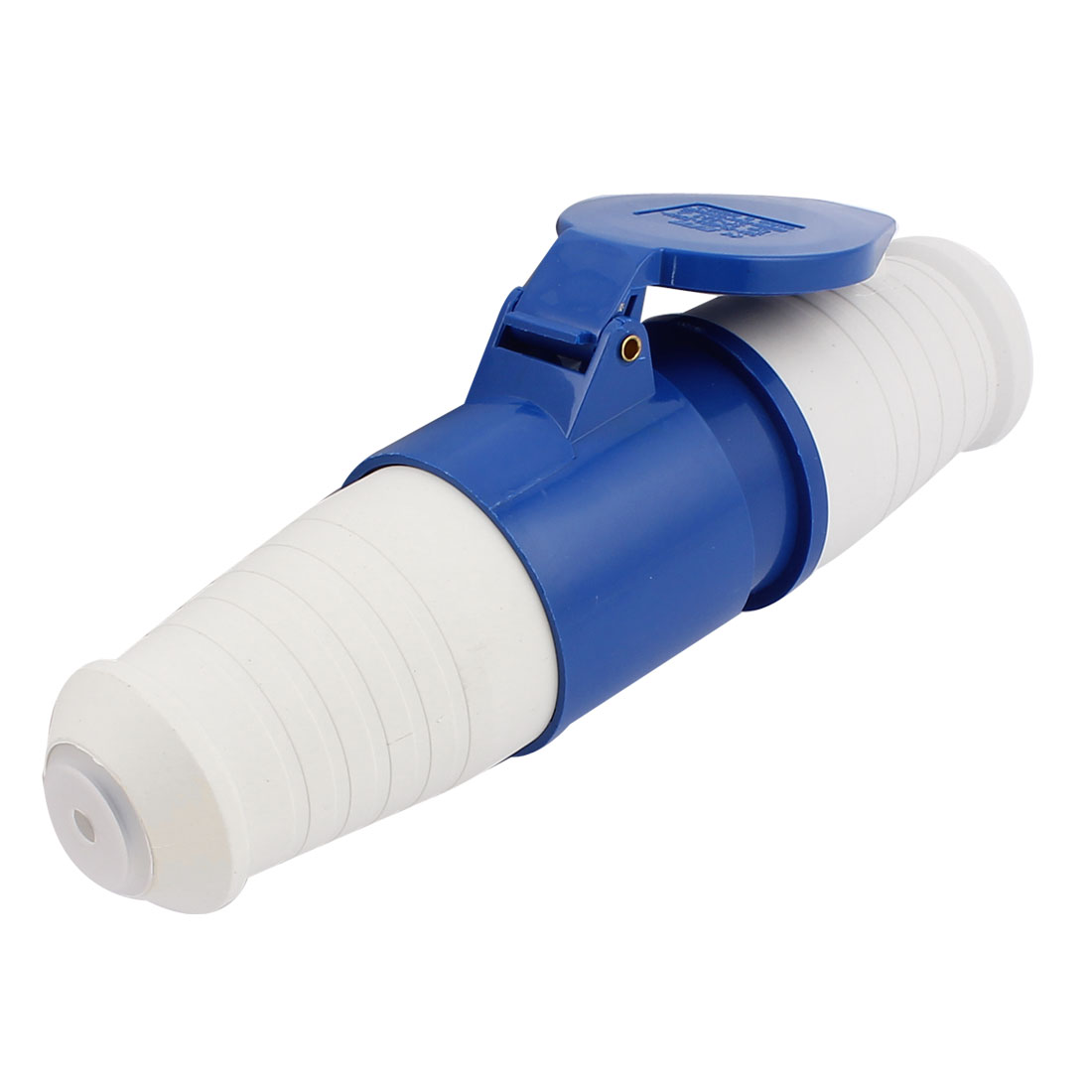 AC 220-250V 32A 2P+E 3 Terminals IP44 Waterproof Male to Female Industrial Connector Socket
