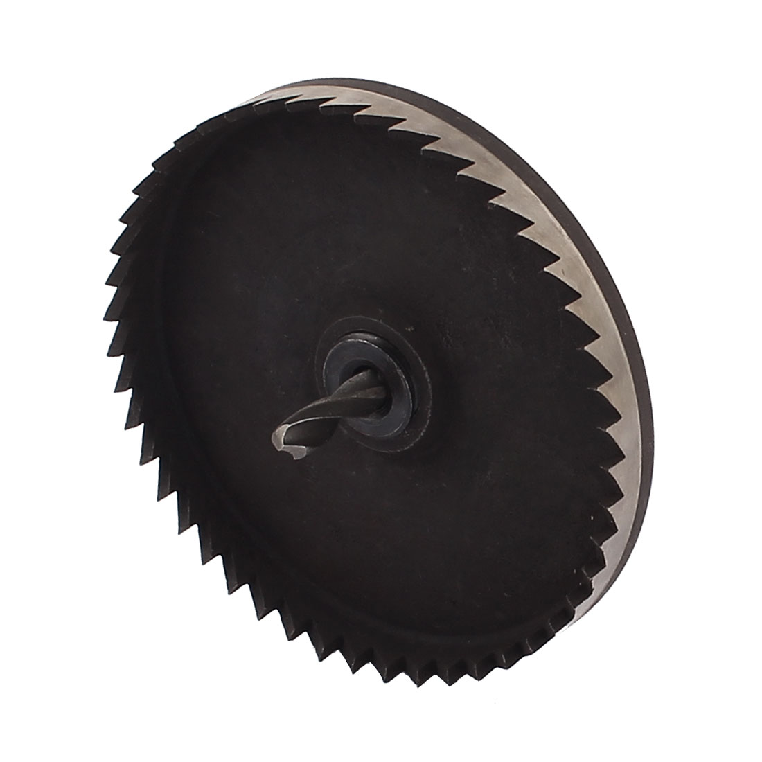 85mm Cutting Dia 10mm Triangle Shank 6mm Twist Drilling Bit Hole Saw Cutter