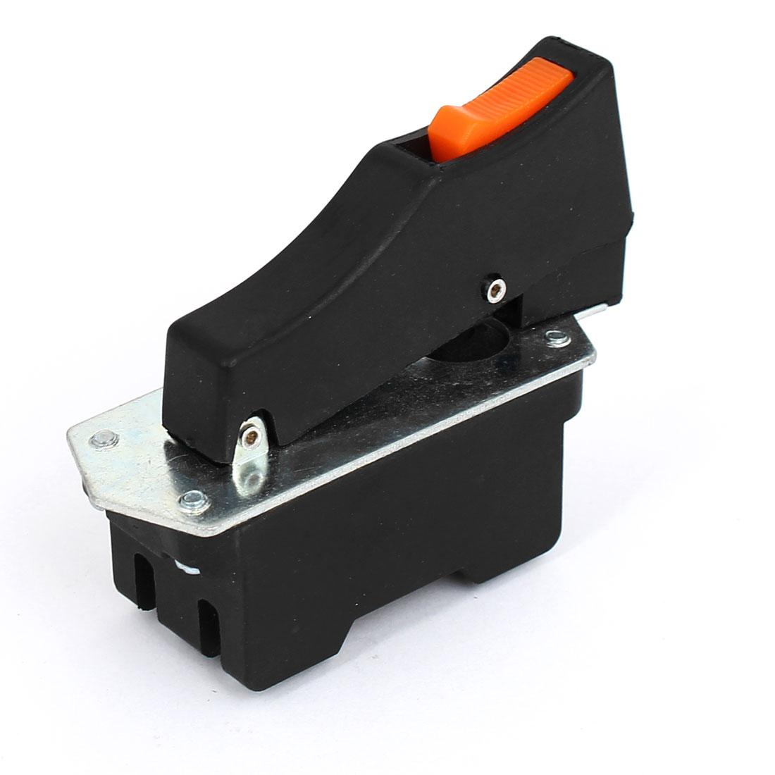 AC 250V 10A 5E4 DPST 2 NO Trigger Switch for Bosch 355 Cutting Machine
