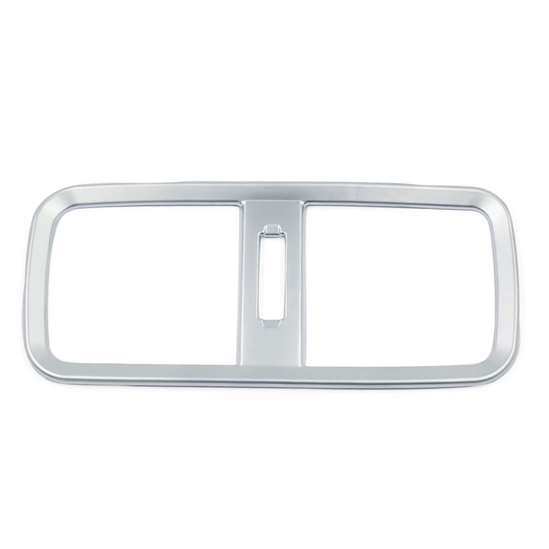 ABS Chrome Rear Air Condition Vents Frame Cover Trim for Honda CRV CR-V 2015