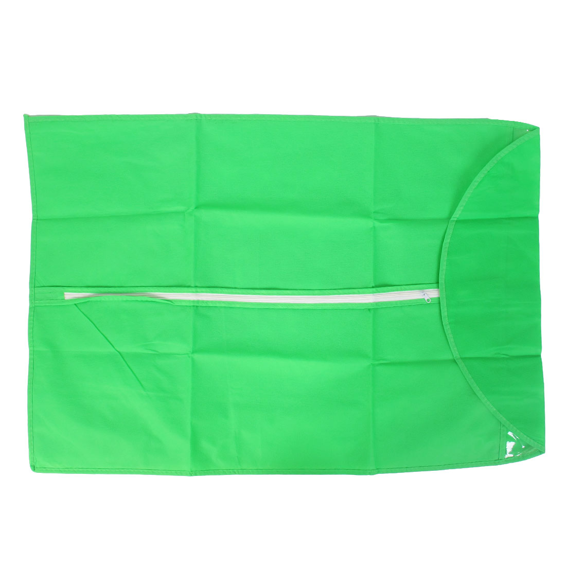 "Garment Suit Dress Jacket Clothes Coat Dustproof Cover Protector Storage Bag 40"" x 23"" Green"
