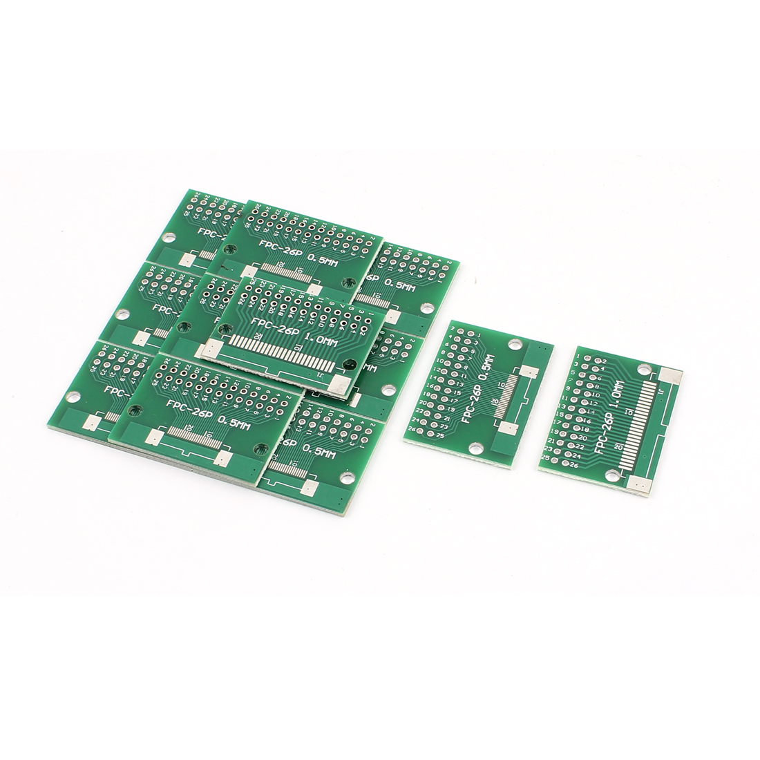 12Pcs 38 x 26mm 26Pins Adapter PCB Converter Board