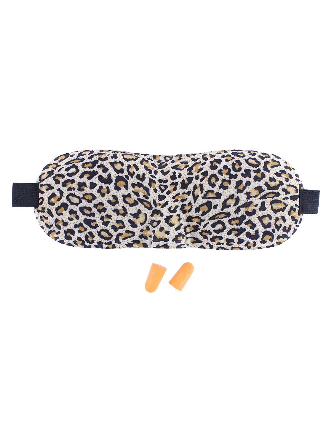 3D Soft Eye Shade Travel Aid Sleeping Mask Sponge Cover Blinder