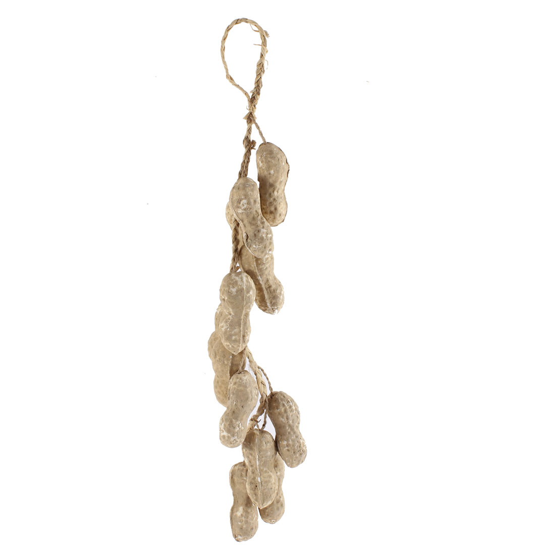 Artificial Hanging String Peanut Faux Fake House Kitchen Decor