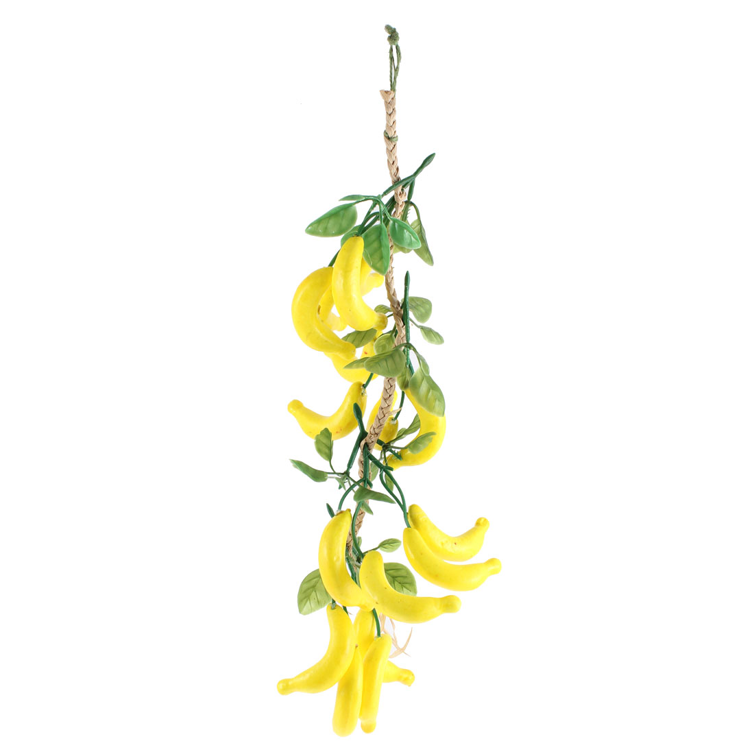 Home Decorative Artificial Fake Banana Garland Vine