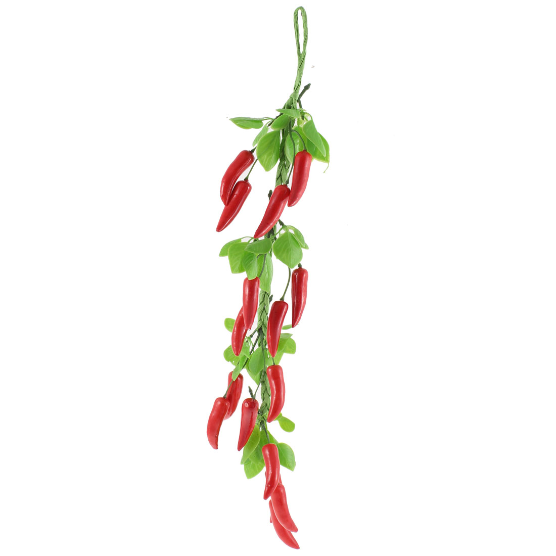 Home Artificial Fake Mini Chili Pepper Garland Vine