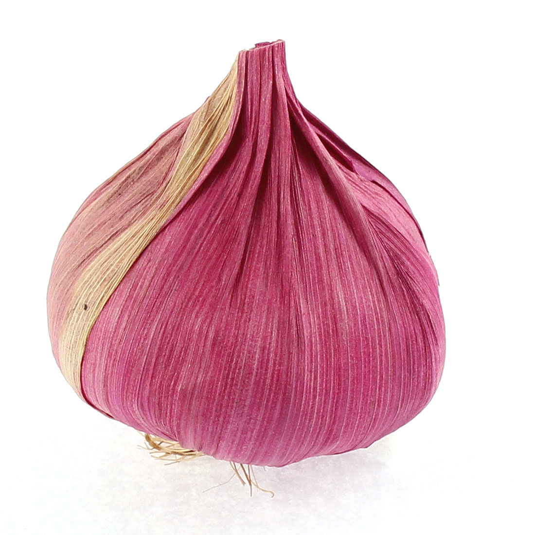 Purple Home Decoration Fake Artificial Garlic Vegetable