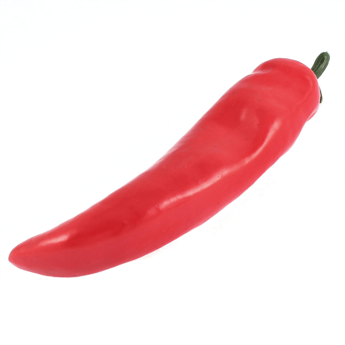 Red Plastic Home Decorative Vegetable Artificial Chili Pepper