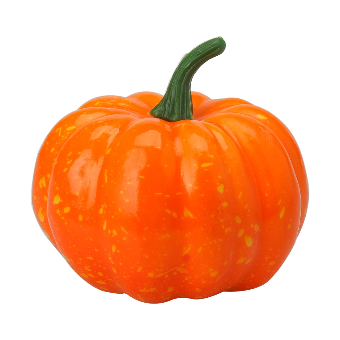 Home Artificial Foam Pumpkin Vegetables Decoration 85mm Dia