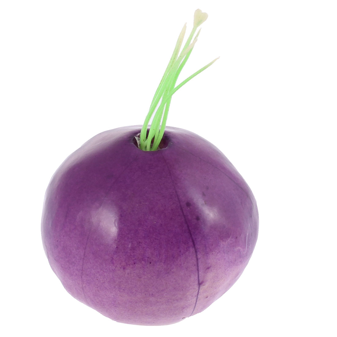 Artificial Vegetables Fake Purple Onion Home Decoration