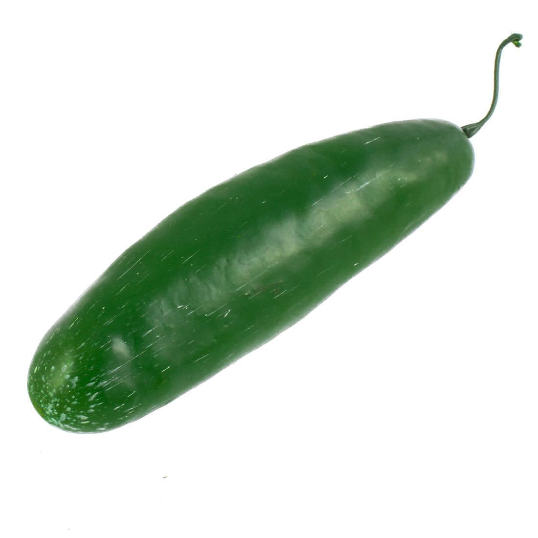 Artificial Plastic Cucumber Vegetables House Party Kitchen Decor