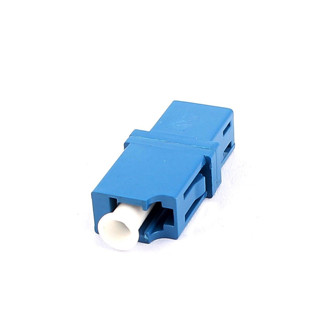 FTTH LC/UPC SM Simplex Fibre Optical Connector Bare Fiber Optic Adapter