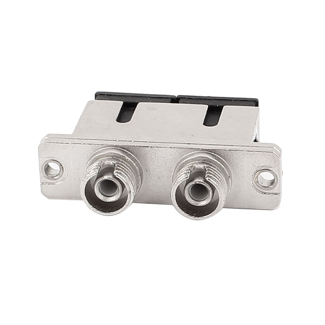 SM/MM ST-SC Duplex Fibre Coupler Flange Adapter Optical Fiber Connector