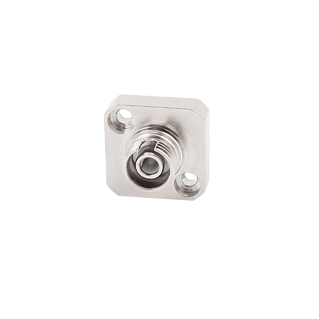 Square SM/MM FC Fibre Coupler Flange Connector Optical Fiber Adapter