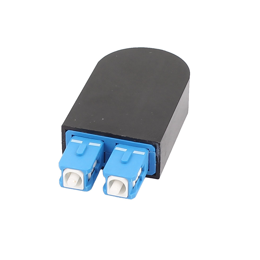 SC Single-mode Multimode Fiber Optic Cable Cord Lookback Adapter