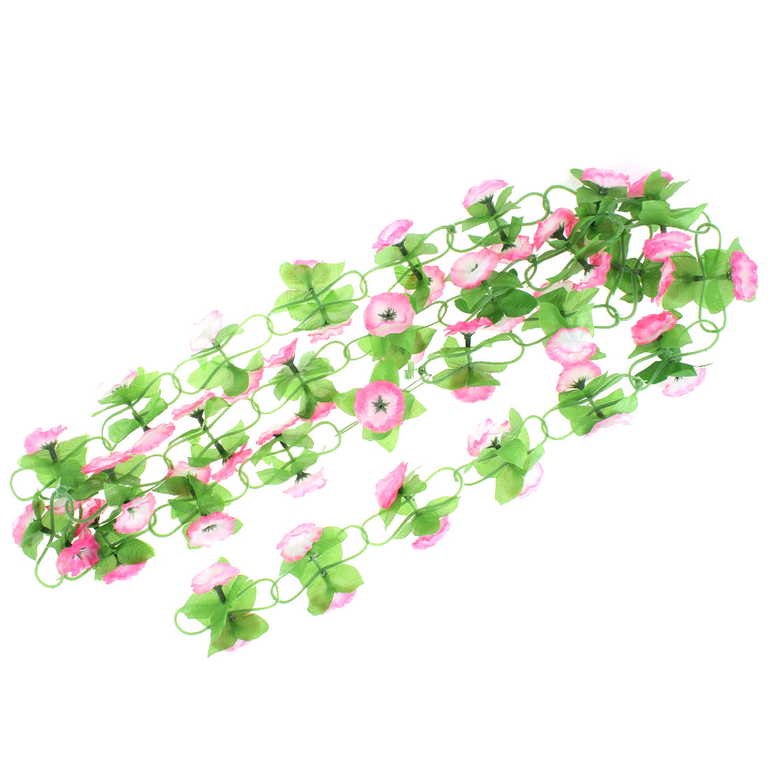 Artificial Hanging Vine Fake Flower Leaves Garland for Party Home Garden Decoration
