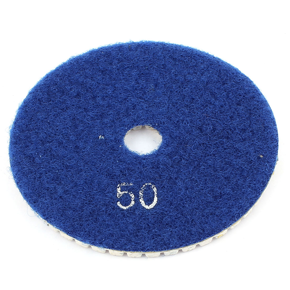 Marble Tile Stone Wet Grinder Diamond Polishing Pad 50 Grit 4 inch
