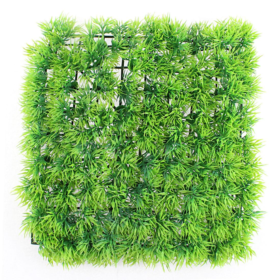 """10"""" Wide Aquarium Green Aquatic Artificial Water Grass Plant Landscape"""