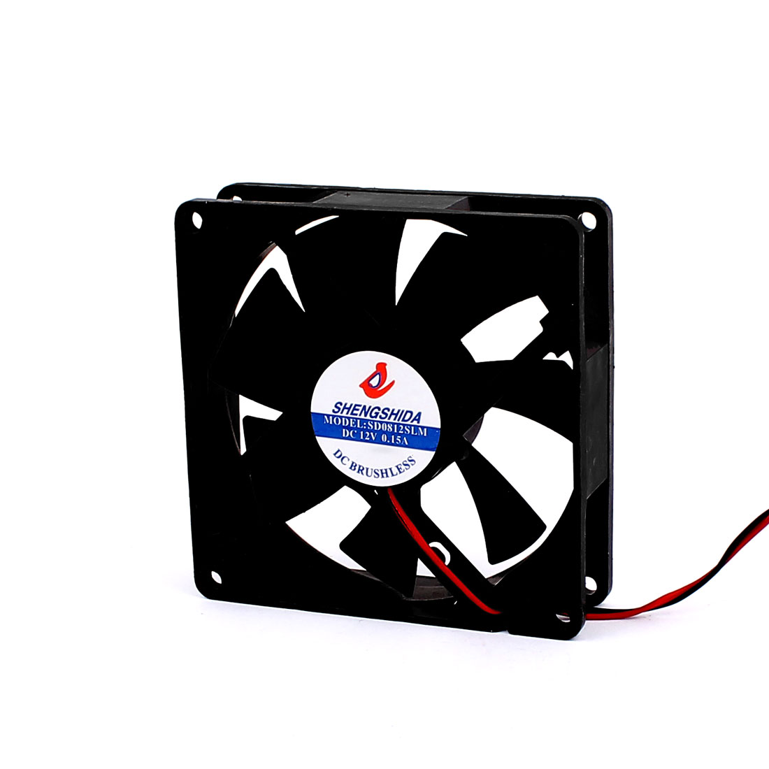 DC 12V 0.15A 4Pin Connector PC Computer Case CPU Cooler Cooling Fan 92mm x 25mm