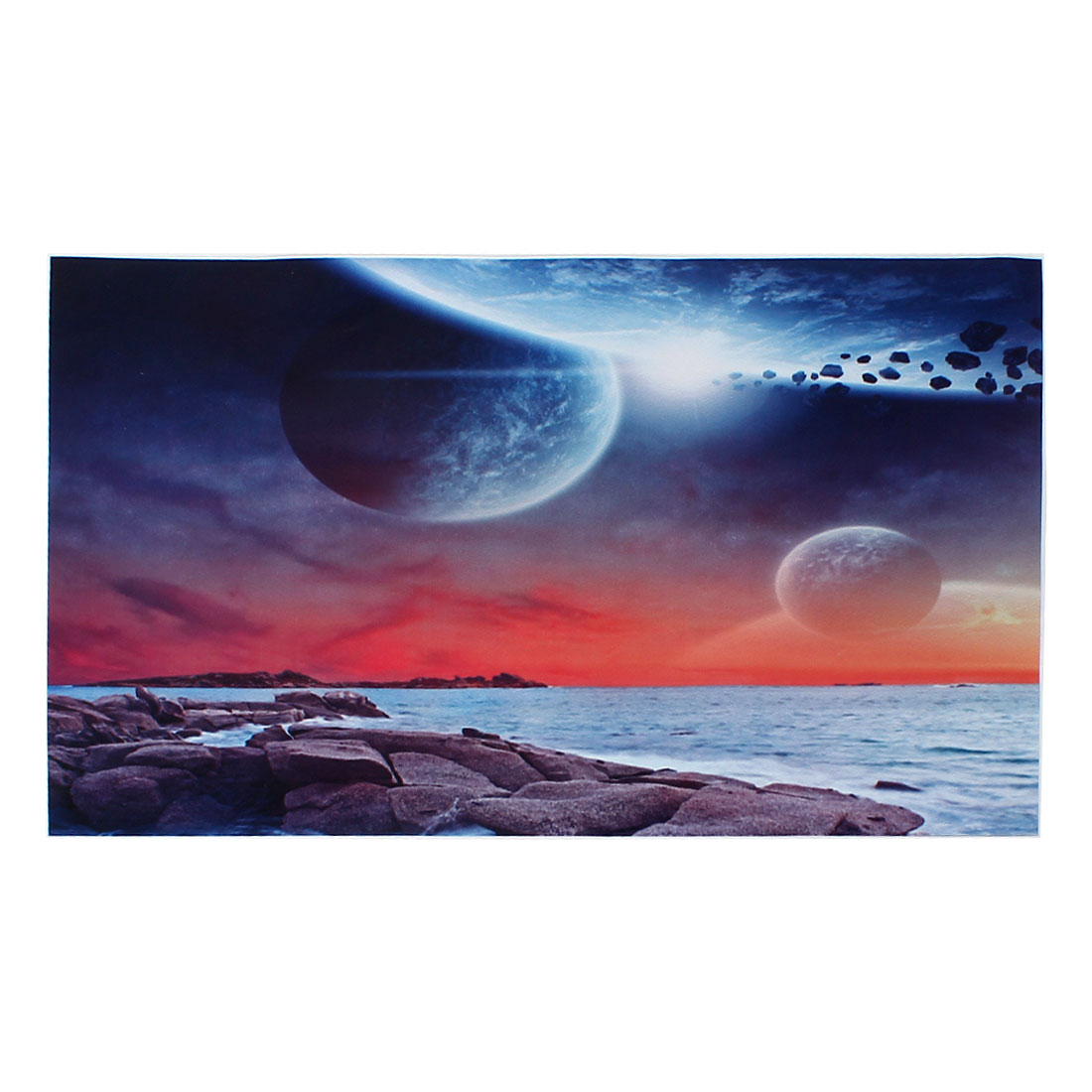 "15.6"" 15.4"" 15"" Sea Planet Laptop Notebook Decal Sticker Cover Protector Skin"