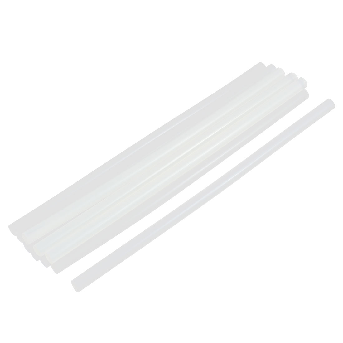 10 Pcs Hot Melt Glue Adhesive Sticks 200mm x 7mm for Electric Heating Gun