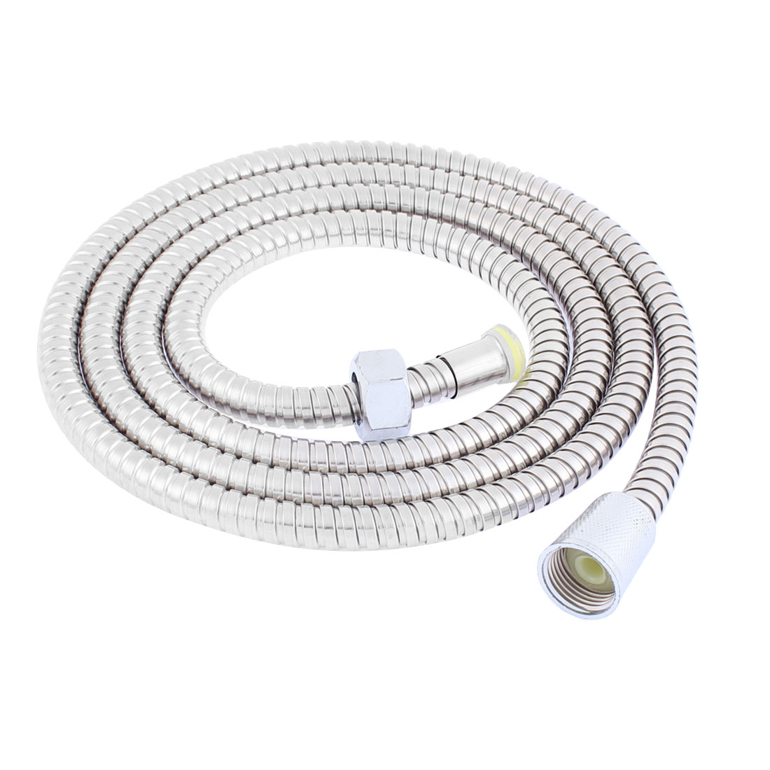 Water Heater Shower Head 1/2 BSP Female Thread Spiral Hose Pipe 2m Length