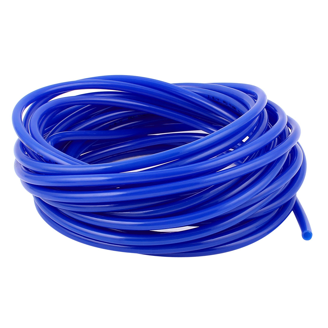 39Ft Long 8mm x 5mm Dia Pneumatic Polyurethane PU Air Tube Tubing Pipe Hose Blue