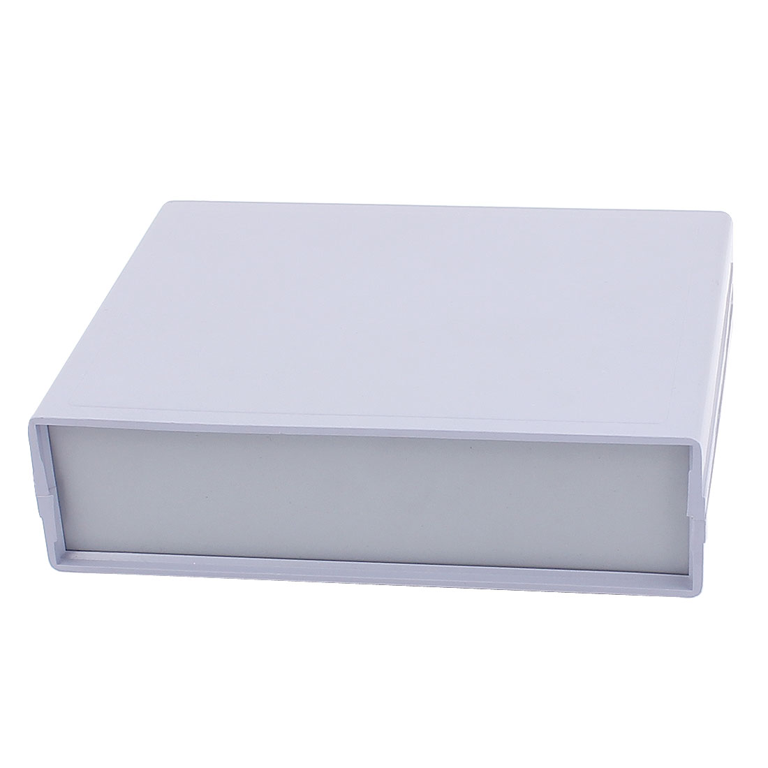 152mm x 120mm x 42mm Plastic Outdoor Electrical Enclosure Junction Box Case