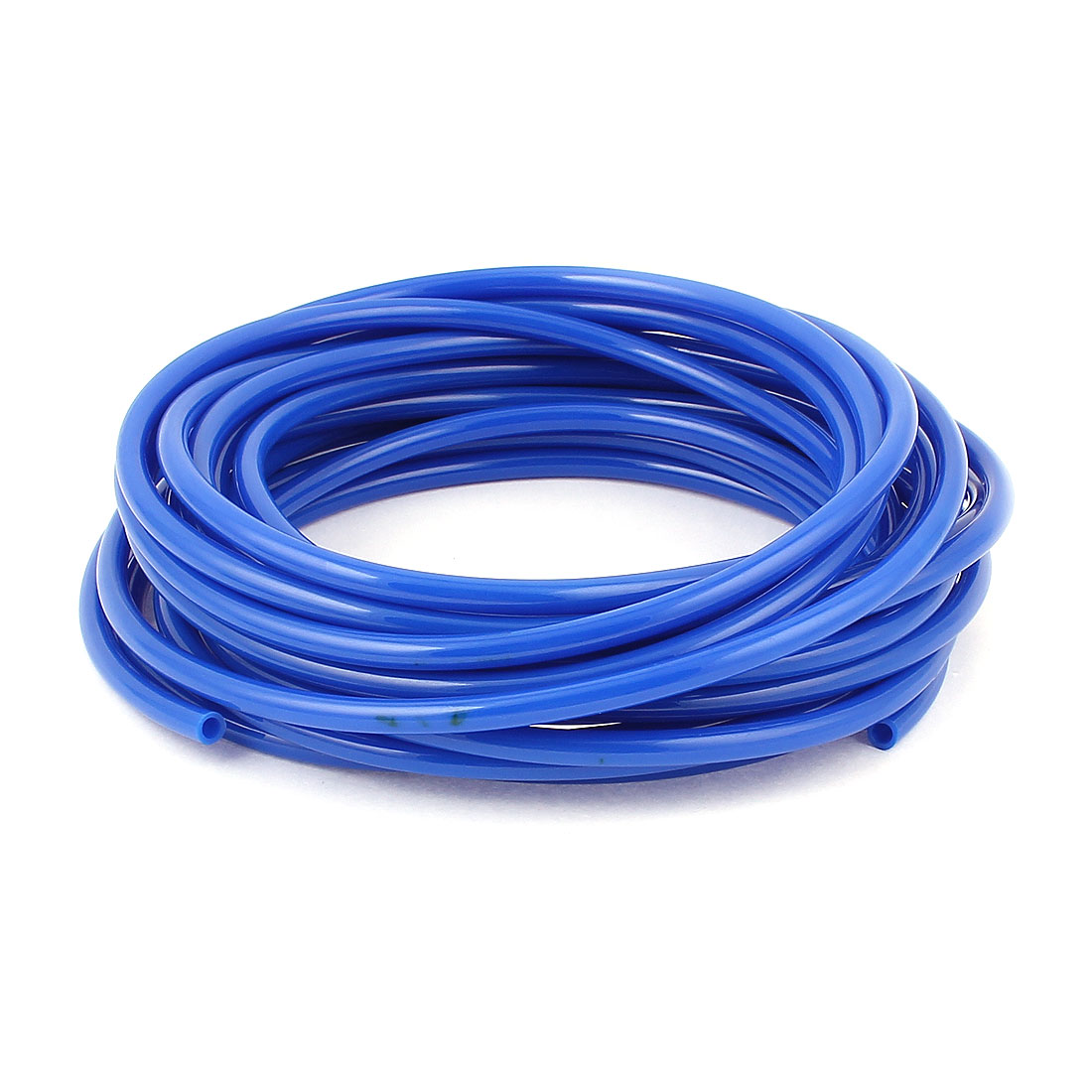 10M Long 8mm x 5mm Dia Pneumatic Polyurethane PU Air Tube Tubing Pipe Hose Blue