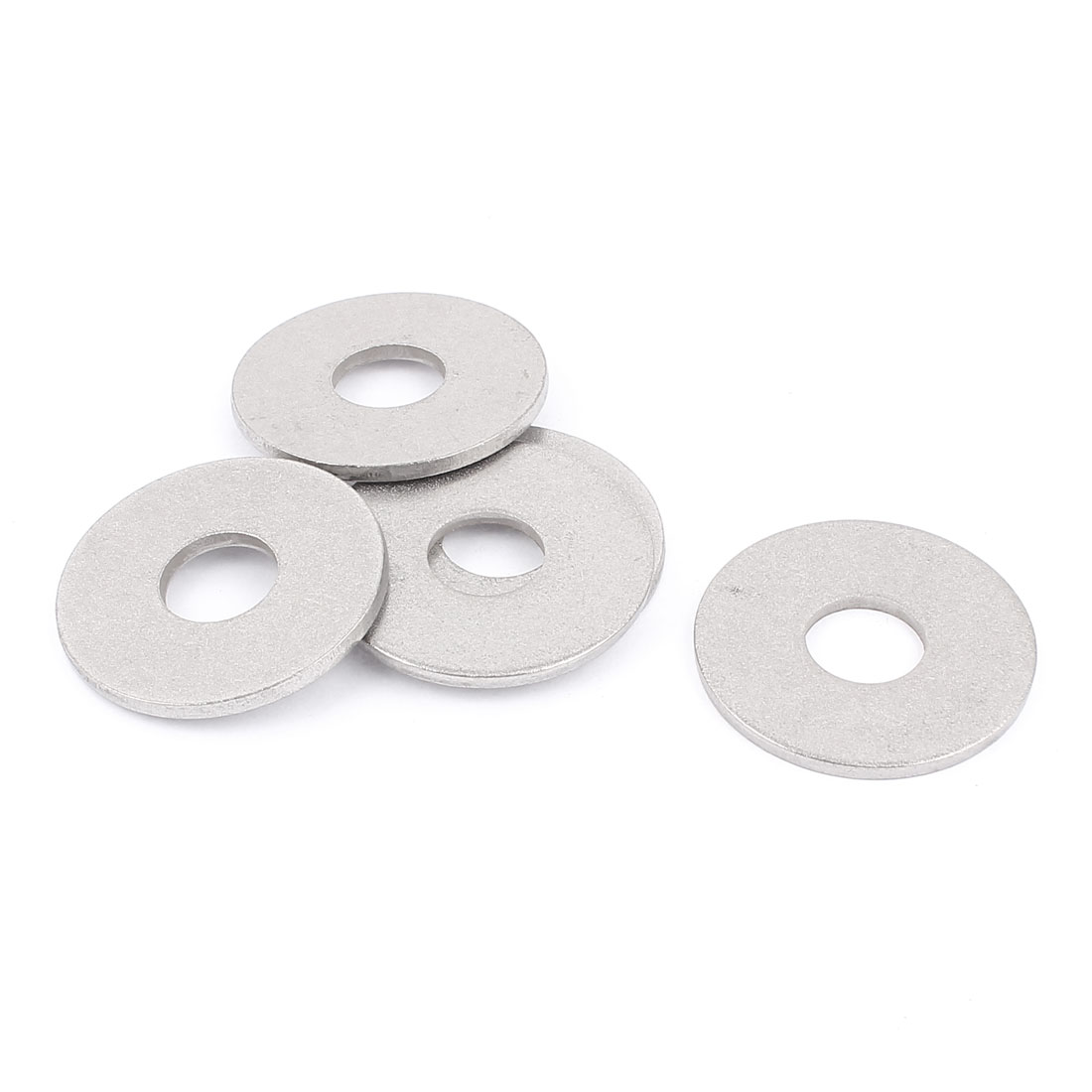 14mm Hole Size 304 Stainless Steel Metric Flat Washer Spacer 5pcs
