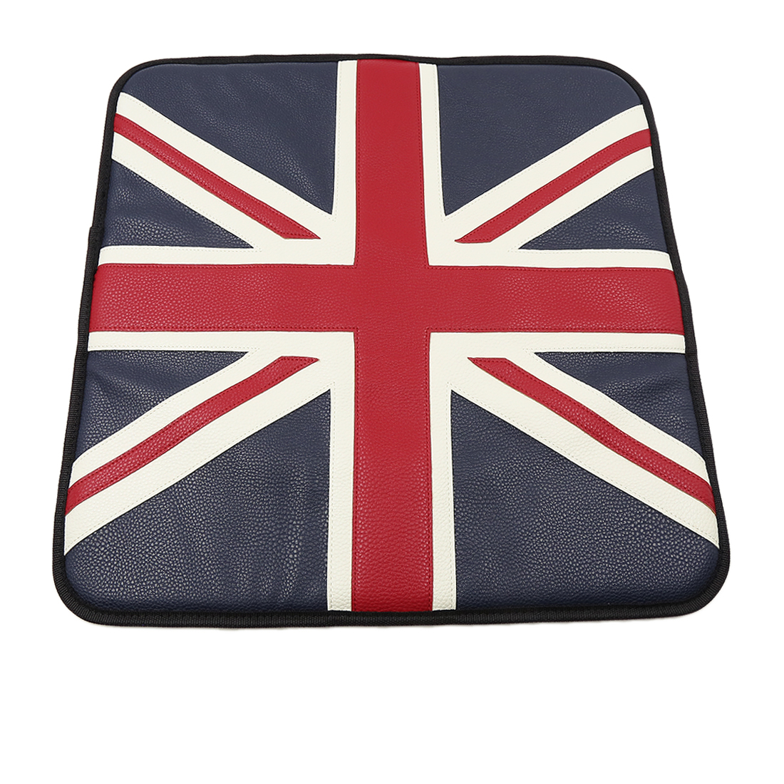 44cm x 43cm Union Jack Pattern Seat Cushion Cover Pad Mat for Car Office Chair
