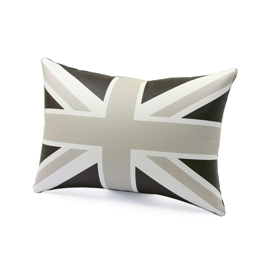 Car Home Sofa Decor Union Jack Flag Print Throw Pillow Cushion Cover 40cm x 28cm x 12cm