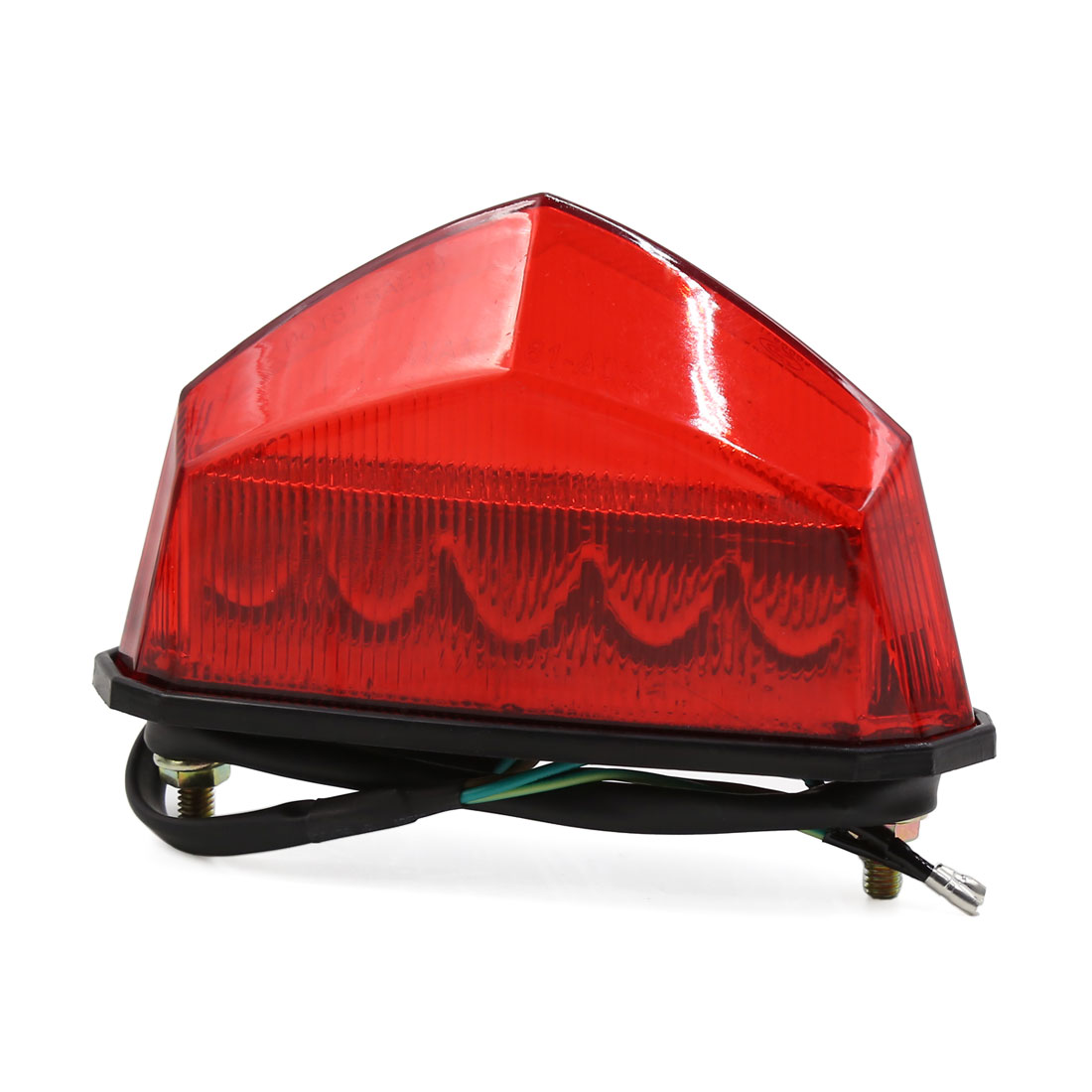 DC 12V 10 LED Red Tail Light Brake Stop Lamp for Motorcycle Scooter