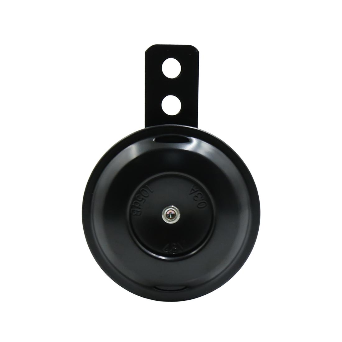 Electric Motorcycle ATV Waterproof 67mm Dia Loud Horn Speaker 48V 0.2A