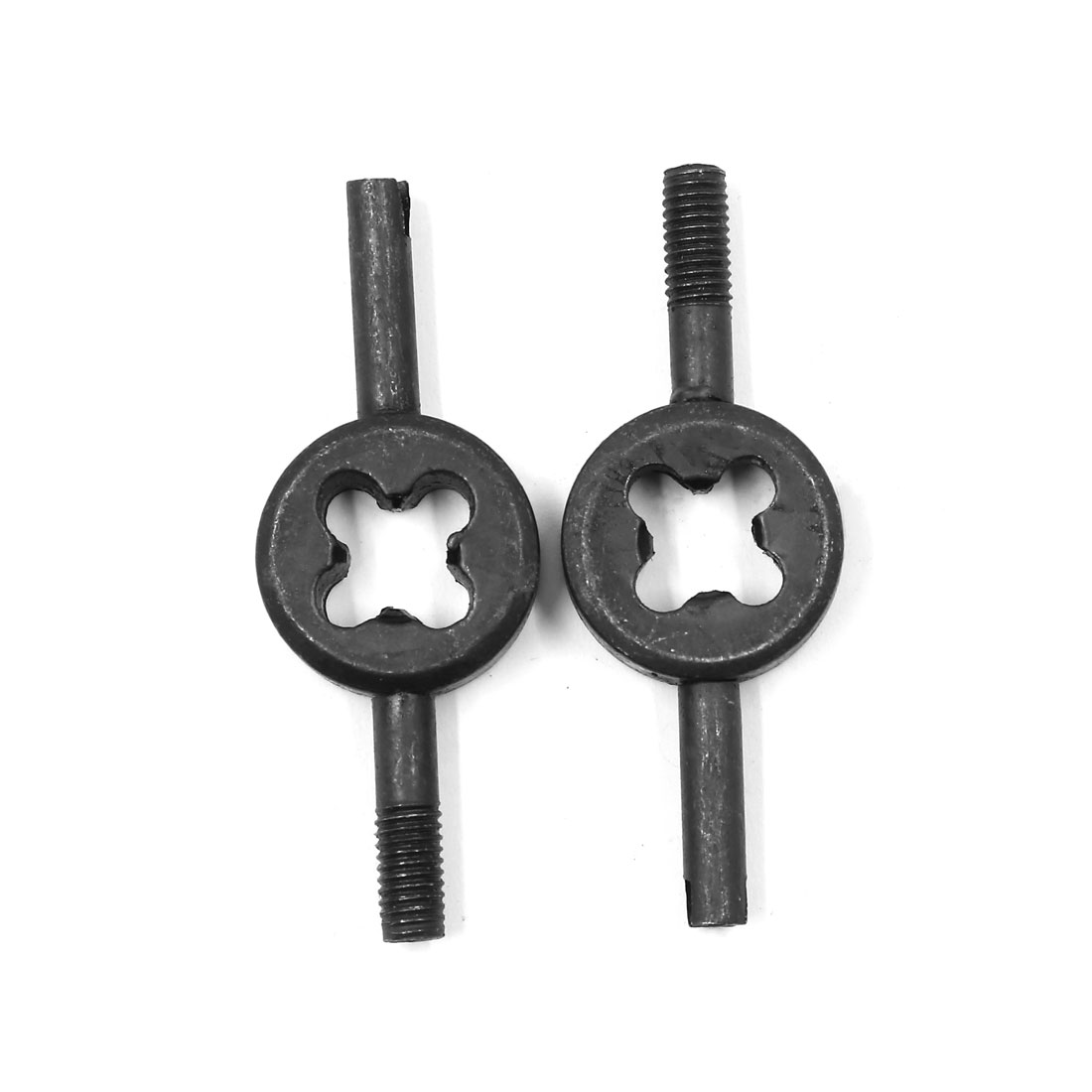 Motorcycle Bicycle Tire Core Remover Inside Spanner Wrench Repairing Tool 2 Pcs