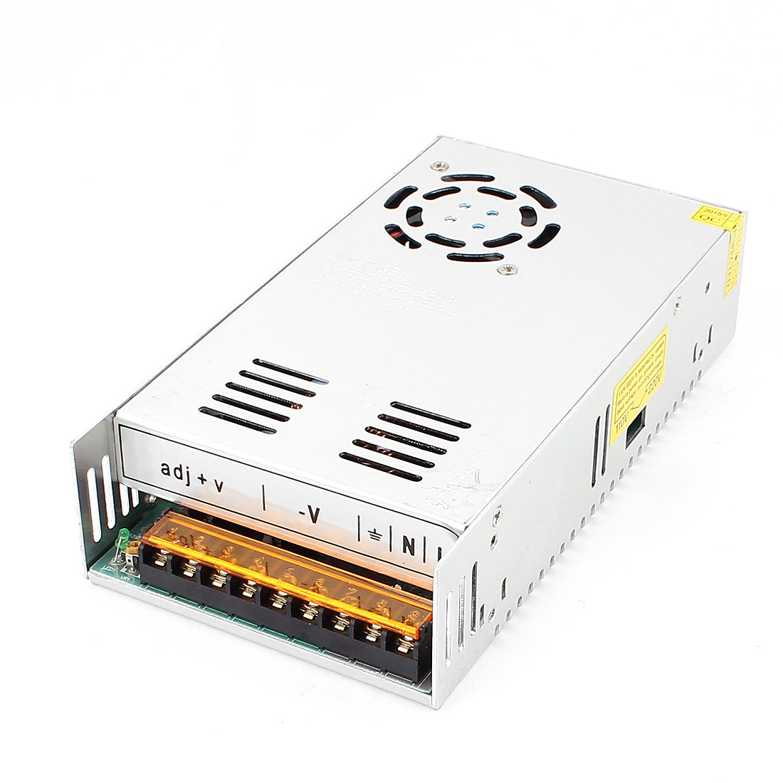 DMiotech DC 24V 20A 480W 9 Terminals Power Supply Switching Converter for LED Strip Light
