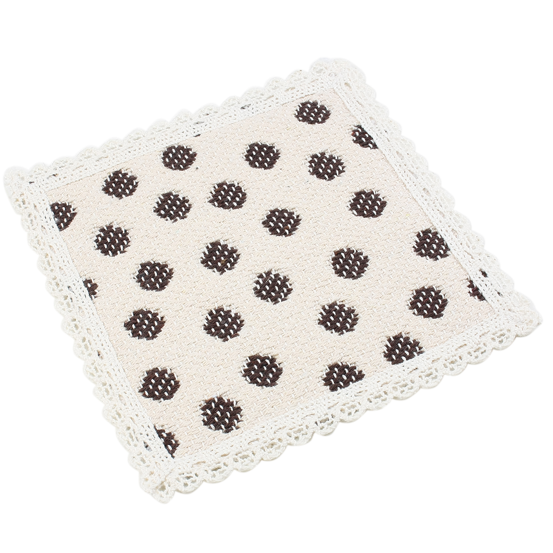 Cotton Strawberry Heat Resistant Table Cup Mat Placemat Coaster