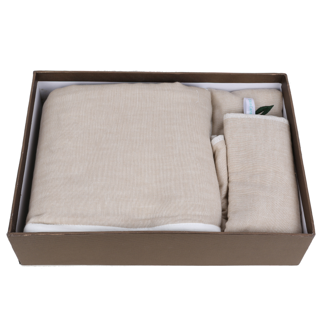 Super Soft Pure Cotton Hand Towel Towels Sets Beige