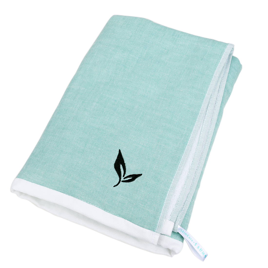 Green Tea Flavor Softness Beach SPA Bath Towel Washcloths Green