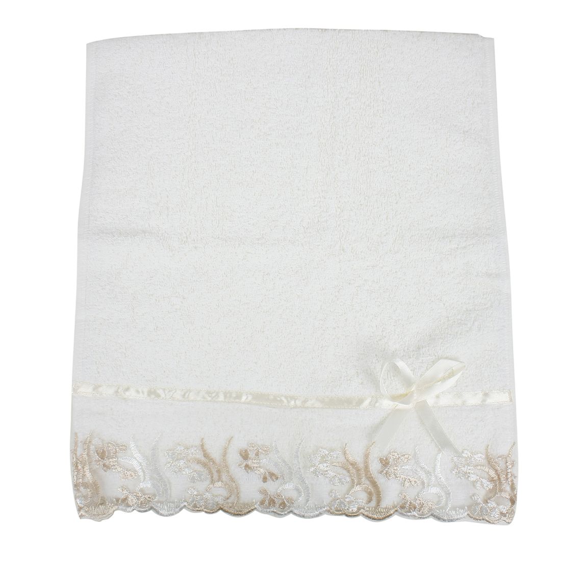 Lace Luxury Cotton Towels Face Cloth Hand Bath Towel Super Sheet