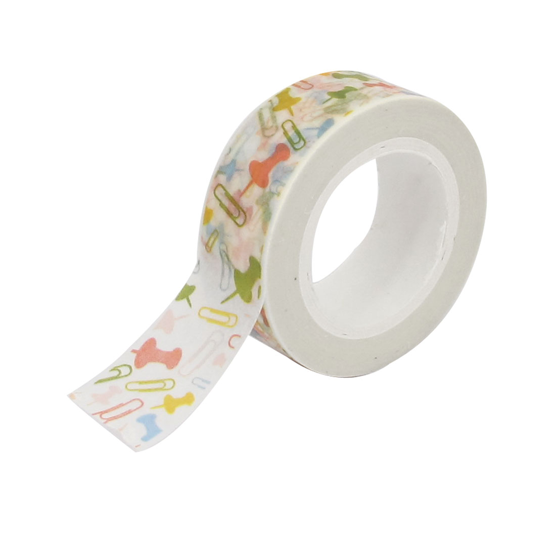 DIY Decorative Craft Sticker School Adhesive Washi Masking Paper Tape