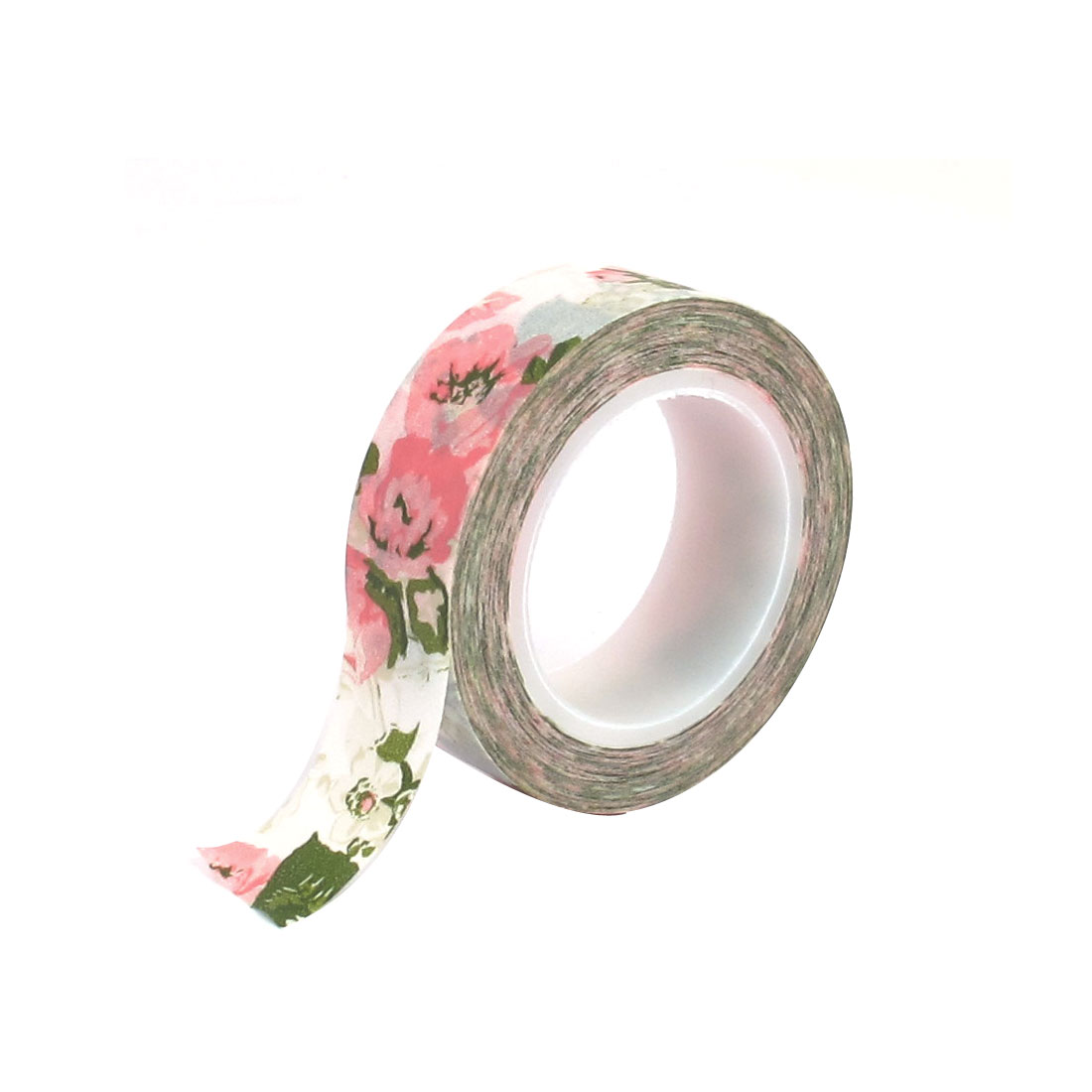 Flower Pattern DIY Decorative Sticker School Adhesive Washi Paper Tape