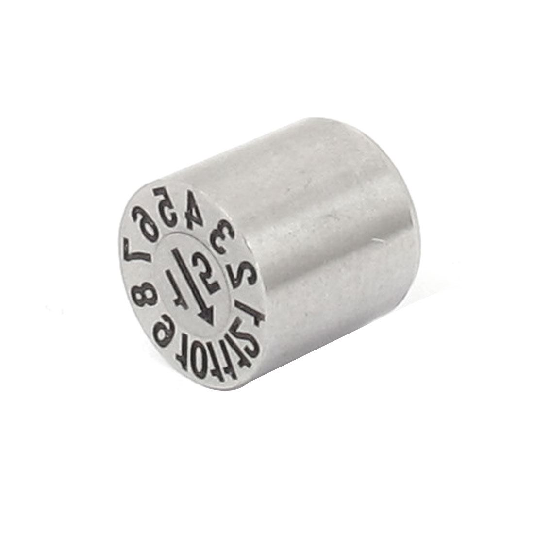 M10 Silver Tone Stainless Steel Number 1-12 Month Year Mold Date Stamp Inserts