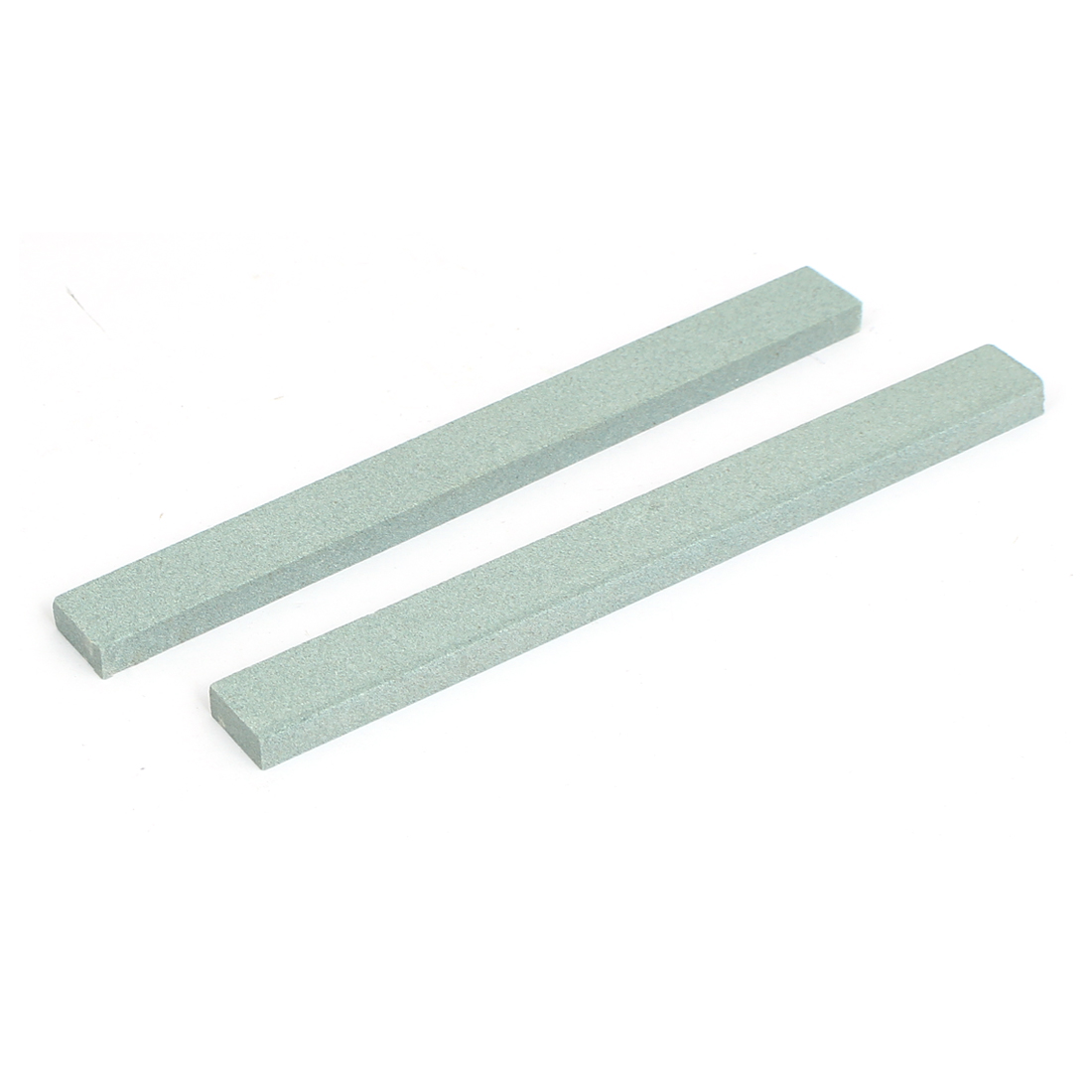 Engineered Abrasives Grinding Rectangular Polishing Oil Stone Stick Sharpener 2 Pcs