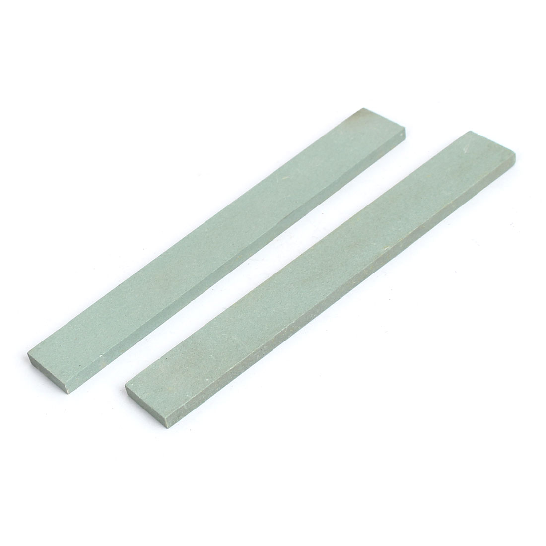 150mm x 20mm x 5mm Engineered Abrasives Grinding Rectangular Polishing Oil Stone Stick Sharpener 2 Pcs