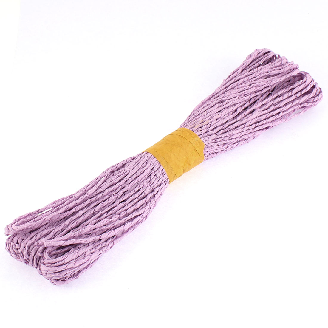 Paper Raffia Cord Ribbon Gift Wrap Craft Pack Rope Strings Purple