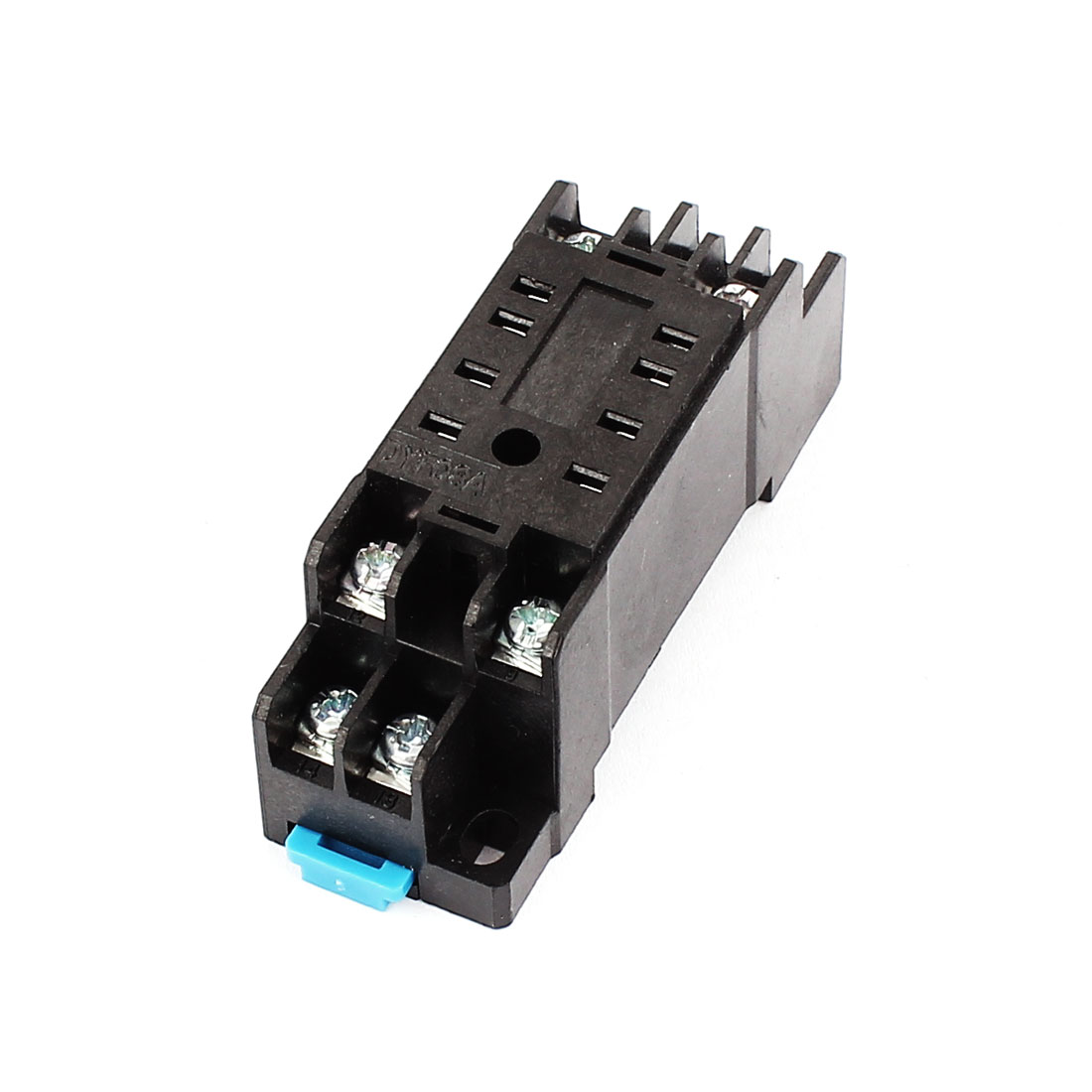 DYF08A 8 Pins Screw Power Relay Socket Base Stand Holder for HH52P
